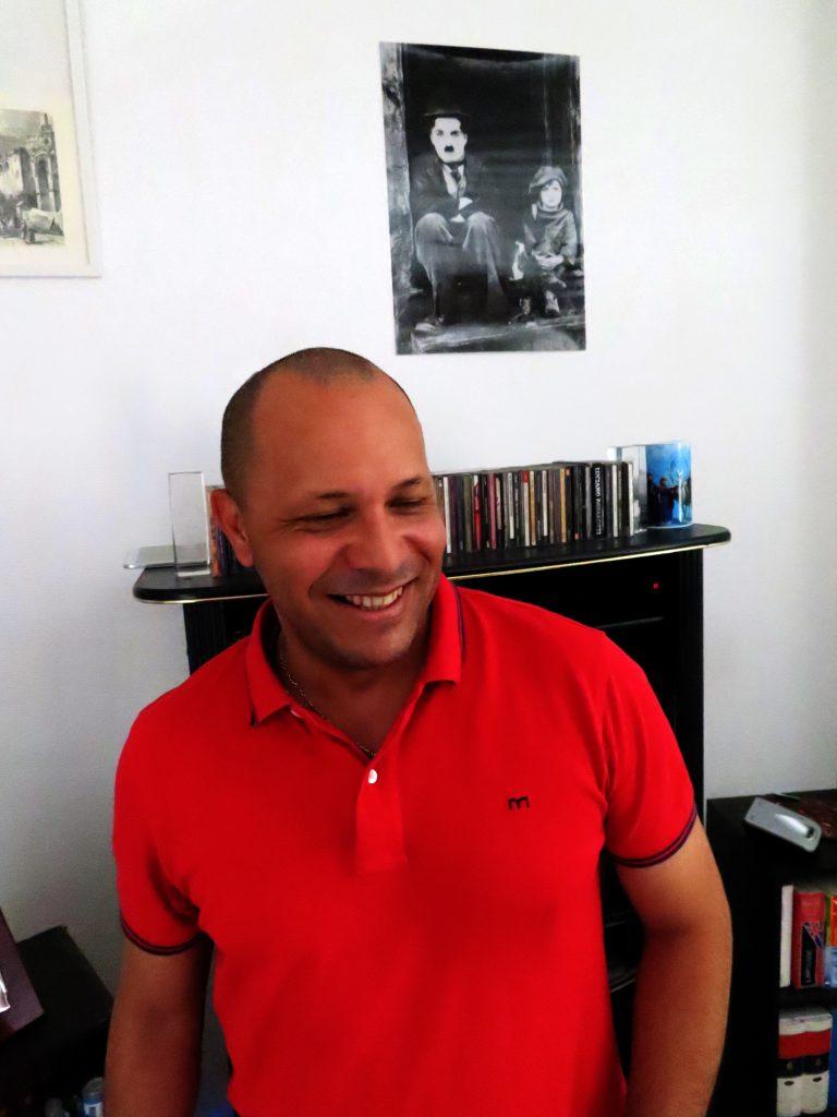Héctor García Quintana - Escritor y editor