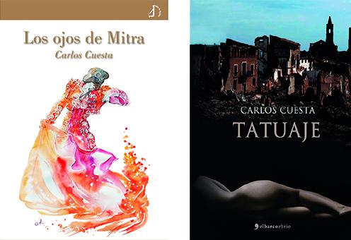 Novelas Carlos Cuesta