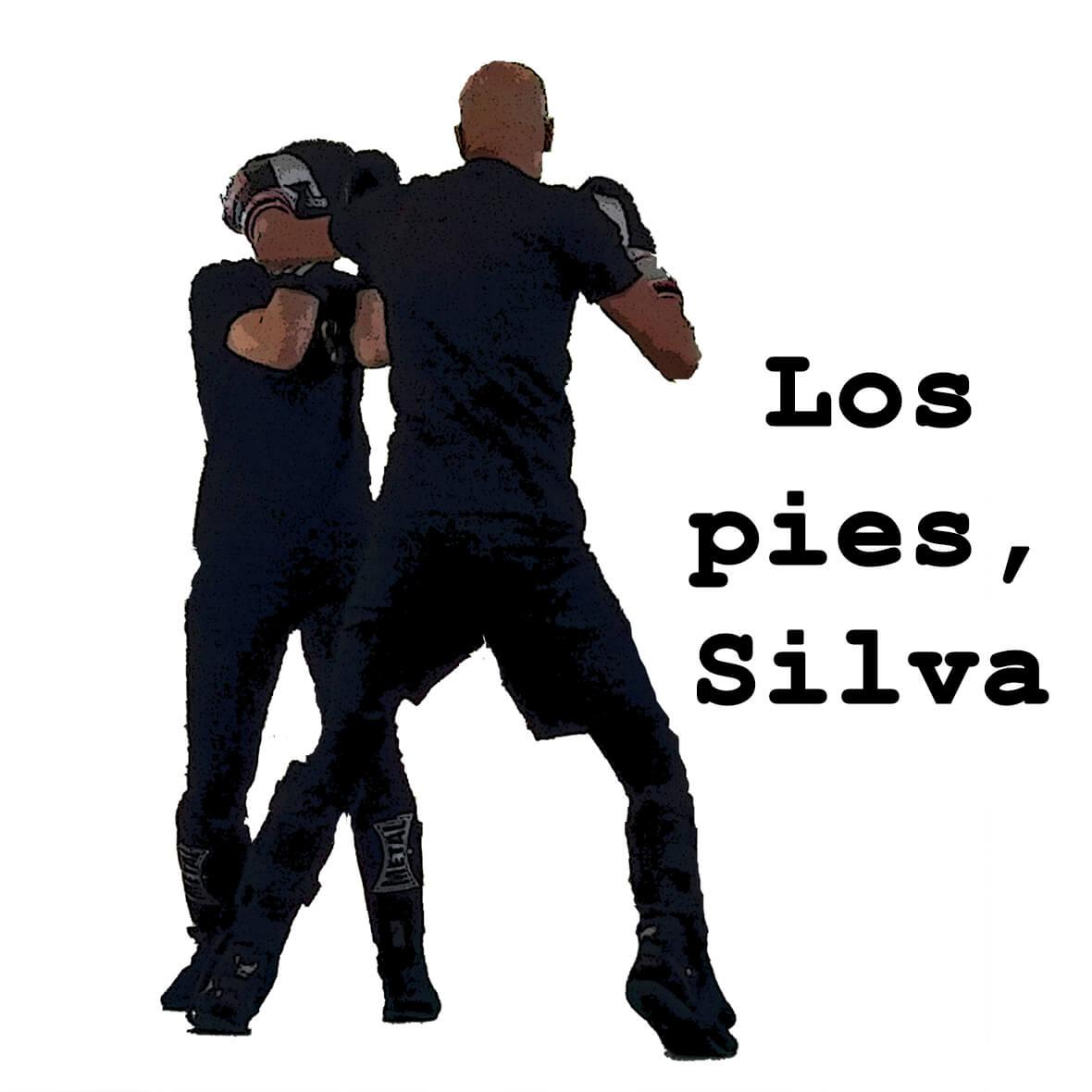 Los pies, Silva